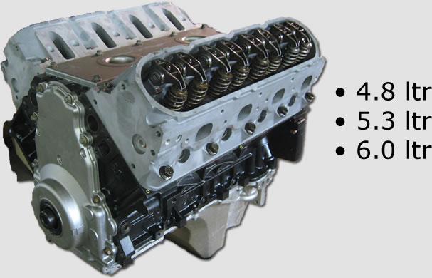 Gm Ls Engines >> GM LS Engines Remanufactured Rebuilt General Motors Truck ...